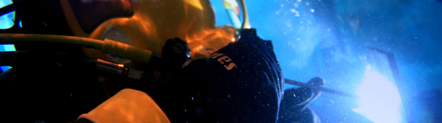 Professional Diving Academy | HSE Approved Diver Training